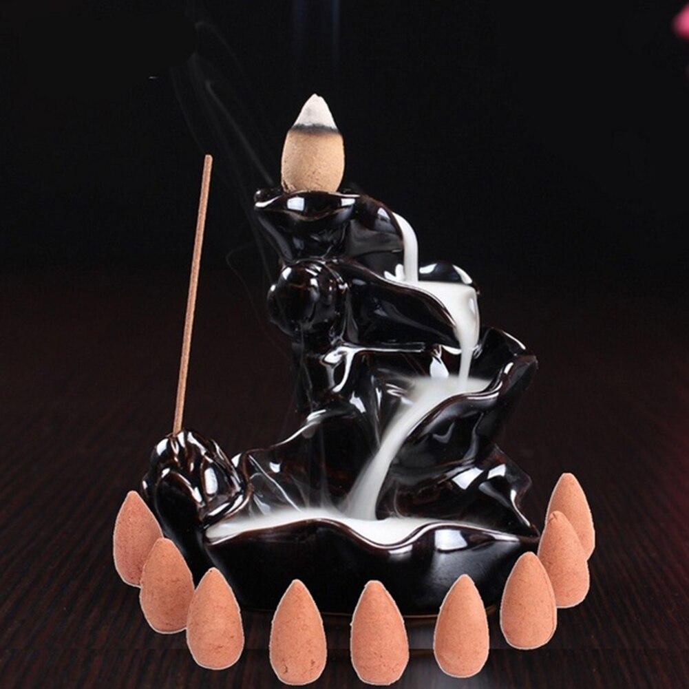Ceramic Back-flow Incense