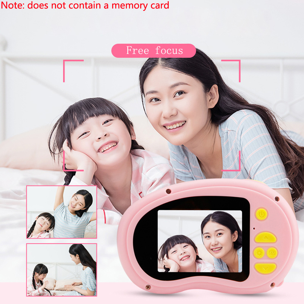 Kids 1080P HD Screen Digital Camera Toys Portable Camcorder Toys For Children Built-in Games For Toddler Photography Xmas Gift