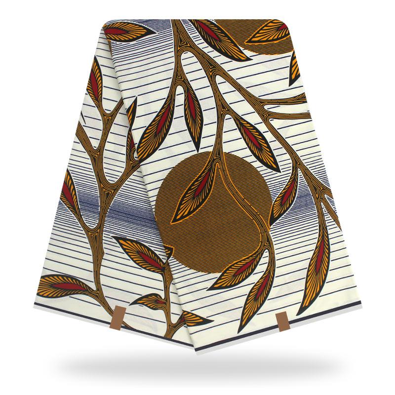 African Wax Fabric Real Wax Wax Nigeria Ankara African Wax Prints Fabric Wax Wax Wax Fabric Wax Wax 100% Cotton Wax Fabric