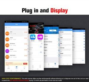 Image 5 - Autel AP200 AP200M Bluetooth OBD2 Xe Máy Quét OBD 2 Ô Tô Công Cụ Chẩn Đoán DIY Mã Autoscanner PK MK808 Thinkdiag