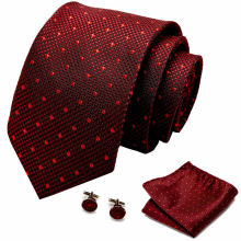 Цветочный галстук и носовой платок мужской набор для мужчин