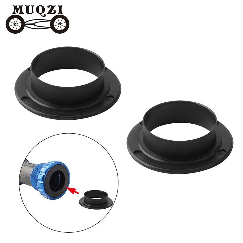 MUQZI Bottom Bracket Cover Protection Cap BB Thread Push-in ID 24MM For Road Mountain Bike Fixed Gear Bicycle