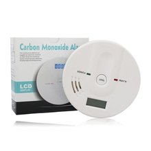 Alarm-Detector Carbon-Monoxide Co-Gas-Sensor Poisoning Home-Security 85db for 808 Lcd-Display