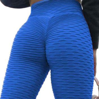JGS1996 Women's High Waist Yoga Pants Anti-Cellulite Slimming Booty Leggings Workout Running Butt Lift Tights 17