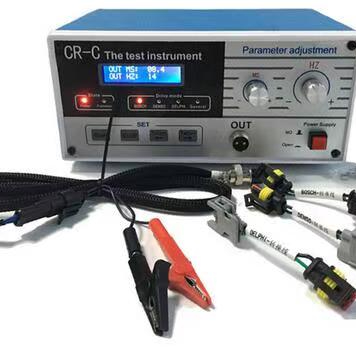 CR-C multifunction diesel common rail injector tester simulator