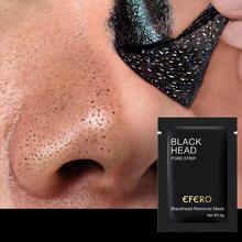 1PC Blackhead Remover Face Mask Deep Cleaning Skin Care Peel Off Masks Purifying Blackhead Black Bamboo Charcoal Masks TSLM2