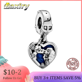 2020 New Charm Beads 925 Sterling Silver Jewelry Making Fit Pandora Charms Silver 925 Original Nuevos Beads Bracelet DIY Pendant choruslove jack o lantern charms authentic 925 sterling silver pumpkin coach carriage beads fit pandora halloween diy bracelet