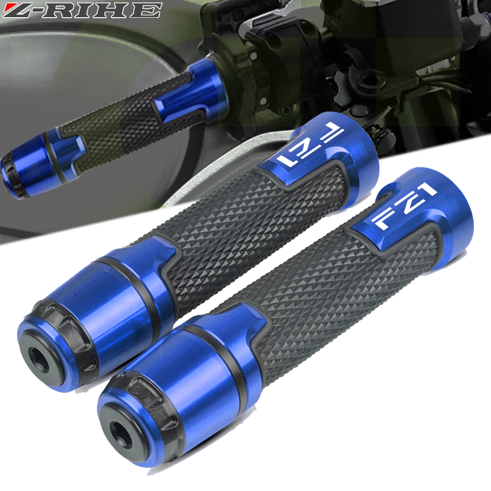 For Yamaha FZ1 FAZER 2006 2007 2008-2015 7/8'' 22mm CNC Motorcycle Knobs Anti-Skid Scooter Handle Ends Grips Bar Hand Handlebar