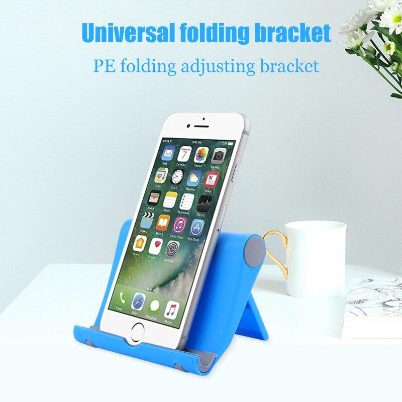 360 degrés universel nouveau pliable lit bureau support de berceau support pour téléphone intelligent iPad tablette 6-10 pouces