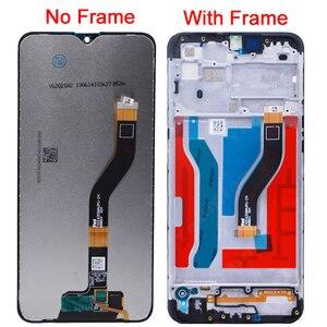 Image 2 - Original A10s LCD pour Samsung Galaxy A107 A107F A107F/DS 2019 LCD avec cadre 6.2 pouces affichage SM A107F écran tactile