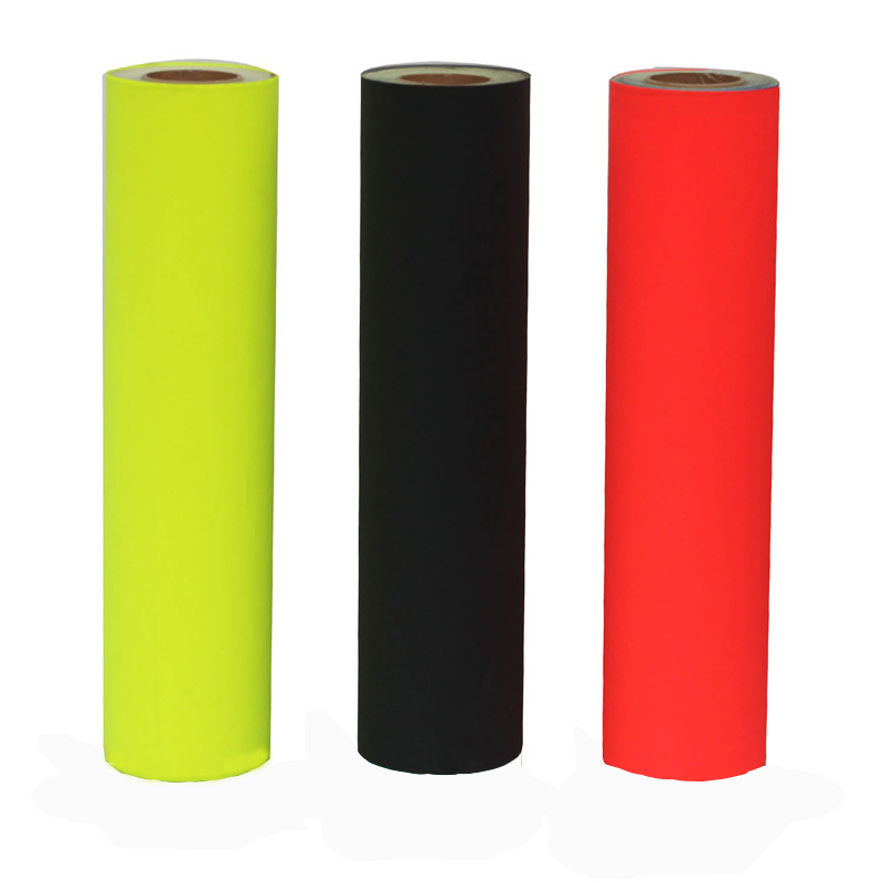 Reflective Fabric Color Black White Red Yellow Reflective Cloth Color Reflective Fabric Warning Reflective Strips