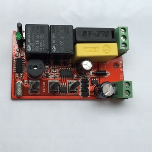 Image 5 - JW T02 AC 220V Motor Wireless Remote Control Switch UP Down Stop Tubular Motor Controller Motor Forward Reverse TX RX Latched