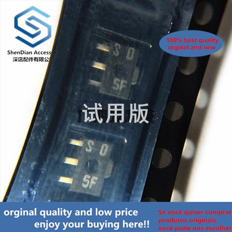 10pcs 100% Orginal New SB07-03P-TD-E Schottky Diode Rectifier SOT-89