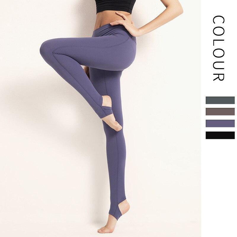 Womens Yoga Leggings Elastic High Waist Hip Lifting Gym Women Sport Fitness Workout
