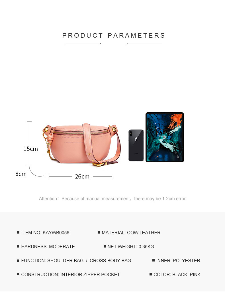 Bag Chain Belt