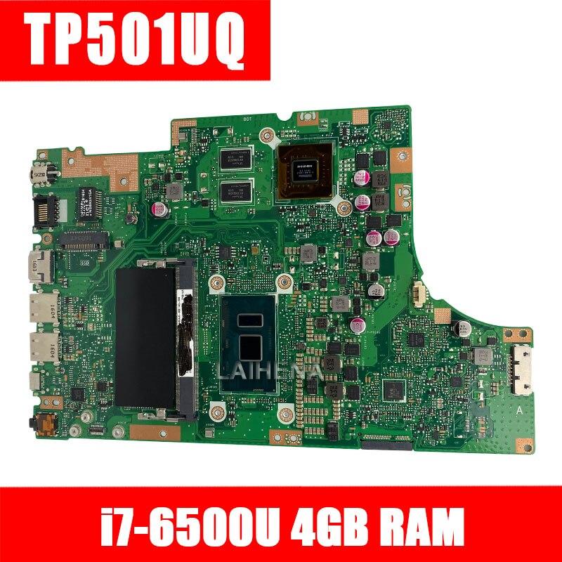 TP501UQ Motherboard I7-6500 GT940M For ASUS TP501UQK TP501UB TP501 Laptop Motherboard TP501U Mainboard TP501U Motherboard