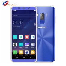 Hızlı kargo Bluboo S8 5.7 ''ekran 4G LTE akıllı telefon 3GB 32GB 3450mAh MTK6750 Octa çekirdek Android 7.0 13MP cep telefonları