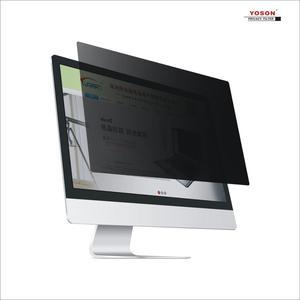 Image 2 - Filtro de privacidad YOSON 16:9 Pantalla de monitor LCD, pantalla ancha de 27 pulgadas, película anti peep, película anti reflejo