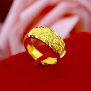 Fashion Retro 14k Gold Ring fo