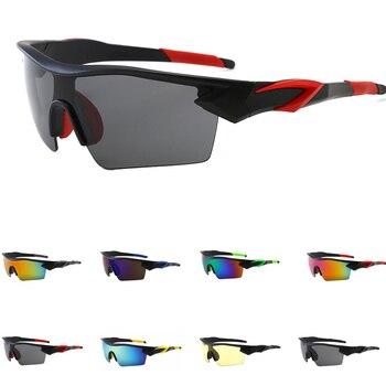 Esporte da bicicleta de estrada óculos de sol uv400 das mulheres dos homens ciclismo 2020 ao ar livre correndo óculos de pesca bicicleta oculos fietsbril 1