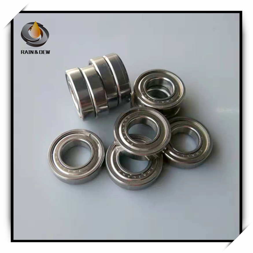 10Pcs 10x19x5 Ball Bearing S6800ZZ Stainless Steel  Bearing  ABEC-7 S6800 Z ZZ S 6800  S6800Z Ball Bearings