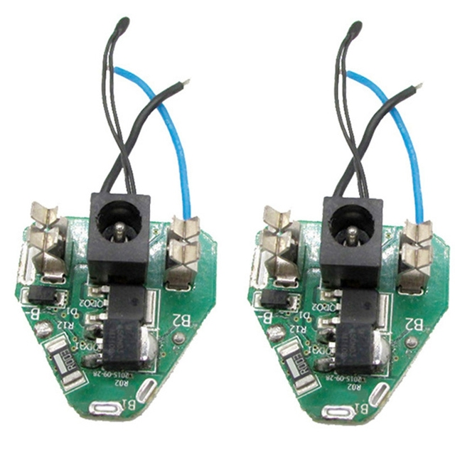 3S 12V DC Electric Tools Hand Lithium Drill Power Li-Ion Battery Protection Board BMS Circuit 18650 3 Cell PCB Module