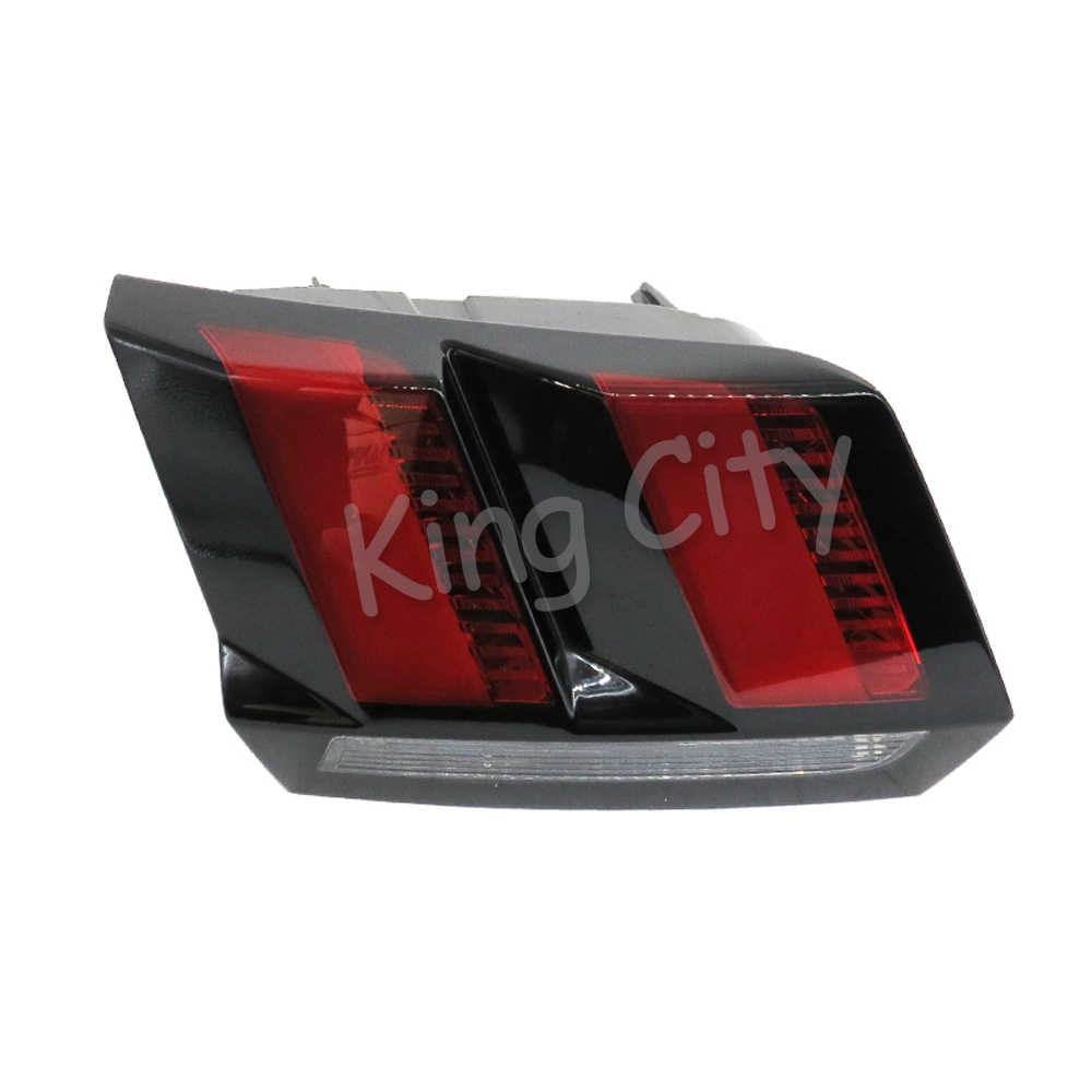 Capqx Voor Peugeot 4008 5008 Achter Bumber Remlicht Taillamp Achterlicht Stop Light Achterlicht Waarschuwingslampje Praking Lamp