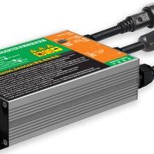 Микро инвертор MPPT, солнечная сетка 350 Вт 300 Вт 260 Вт GMI серии, синусоидальный вход 18 в-50 В DC Выход 110/220 в IP 65