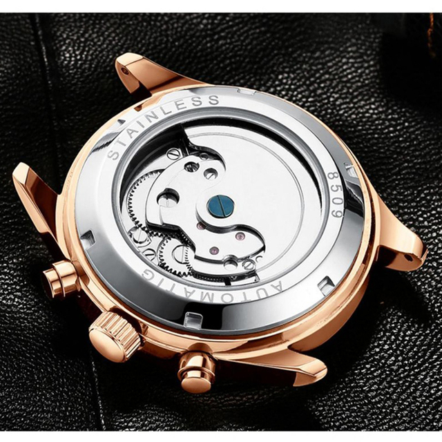 Купить ailang топ люксовый бренд мужские механические часы moon phase картинки цена