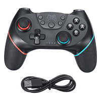 for Nintend Switch Pro NS-Switch Pro Game Console Gamepad Wireless-Bluetooth Gamepad Game joystick Controller with 6-Axis Handle