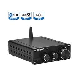 BRZHIFI HIFI TPA3116 Amplifier 100W*2 CSR8675 Bluetooth 5.0 APTX TPA3116x2 Stereo 2.0/ 2.1 Channel Subwoofer Audio Amplifier