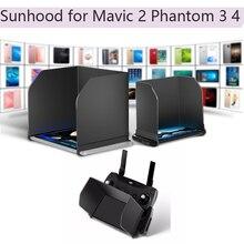 4,7 5,5 7,9 9,7 в солнцезащитный козырек для планшет Sunshade крышка контроллера для DJI Mavic Pro Platinum Air Mavic 2 DJI Spark Phantom 4 3 Inspire 1