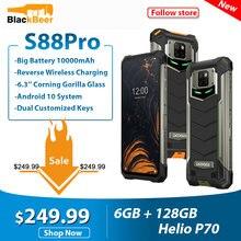Doogee s88 pro 63 дюйма прочный мобильный телефон ip68/ip69k