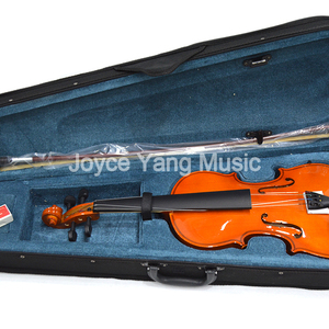 Violin 4/4 Full Size Wood Fidd