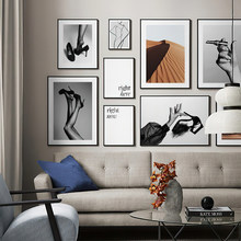 Nordic minimalista figuras linha de arte sexy mulher corpo nu quadros da parede lona desenho cartazes estampas decoração para sala estar