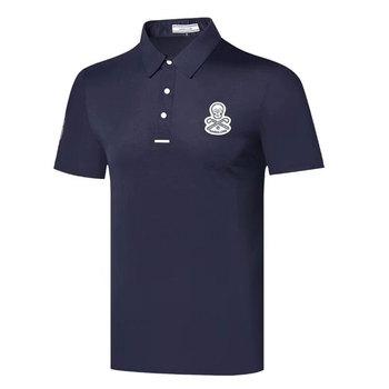 Nowa krótka koszulka golfowa najnowszy letni MARK LONA Golf ubrania z krótkim rękawem anti-pilling t-shirt do golfa Cooyute darmowa wysyłka tanie i dobre opinie Poliester COTTON Pasuje prawda na wymiar weź swój normalny rozmiar Przeciwzmarszczkowy Oddychające Anty-pilling MARK LONA