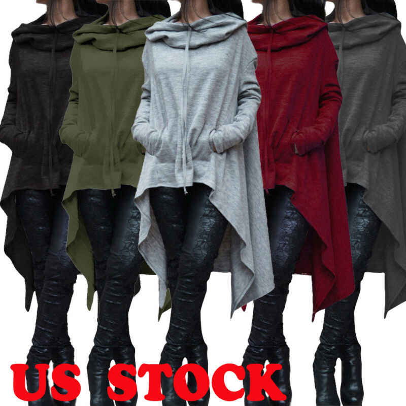 Vrouwen Lange Hoodie Fleece Losse Tuniek Top Womens Hooded Sweatshirt Oversized Hoodies Dames Casual Sweatshirts