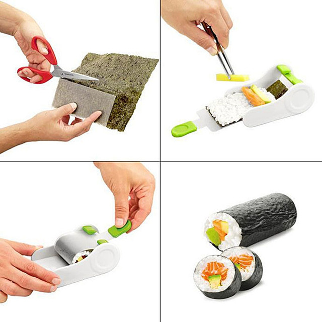 A tool for rolling vegetables 4