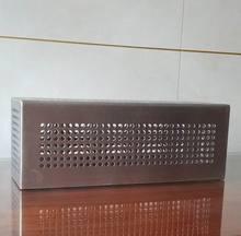 El34 tubo amplificador capa de proteção de alta fidelidade amp grill 5.0