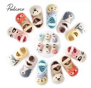Socks Newborn Toddler Baby Infant Winter Cute Soft Spring for 1-3Y Fancy Comfortable