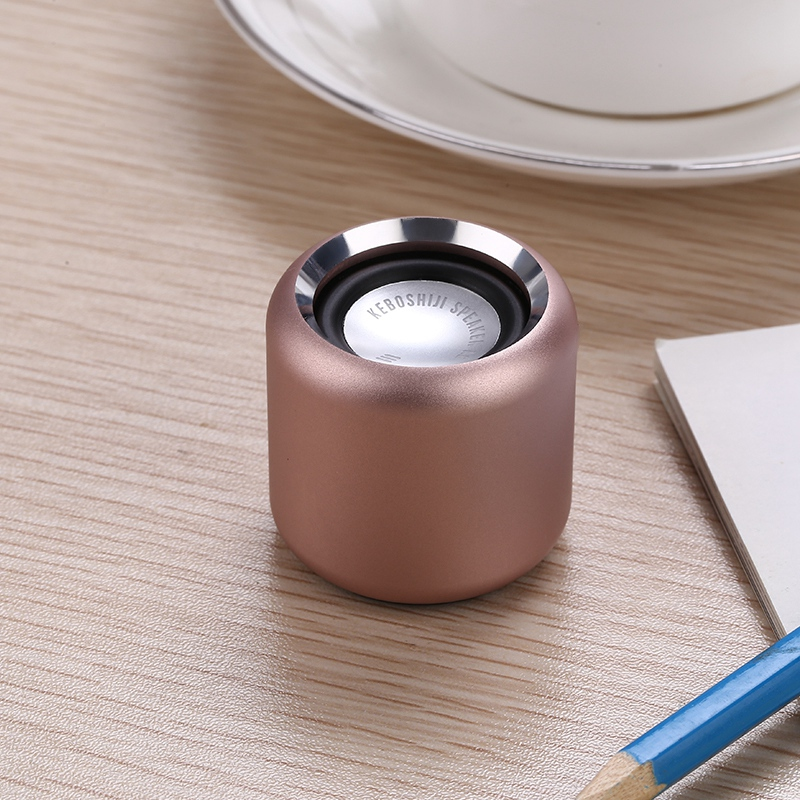 Mini Bluetooth Speaker Outdoor Portable Speaker Home TWS Wireless o Full Metal Subwoofer Speaker A8