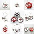 Шармы-подвески «Футбол», «Канзас», «сделай сам», подвеска, браслет, ожерелье, серьги, аксессуары для изготовления ювелирных изделий