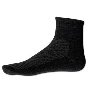 20 pares de calcetines deportivos de algodón para Hombre Tallas 6-10 en negro