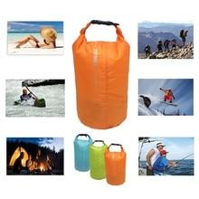 8L Swimming Camping Hiking Bag Waterproof Dry Bag Sack Pouch Bag Boating Bag