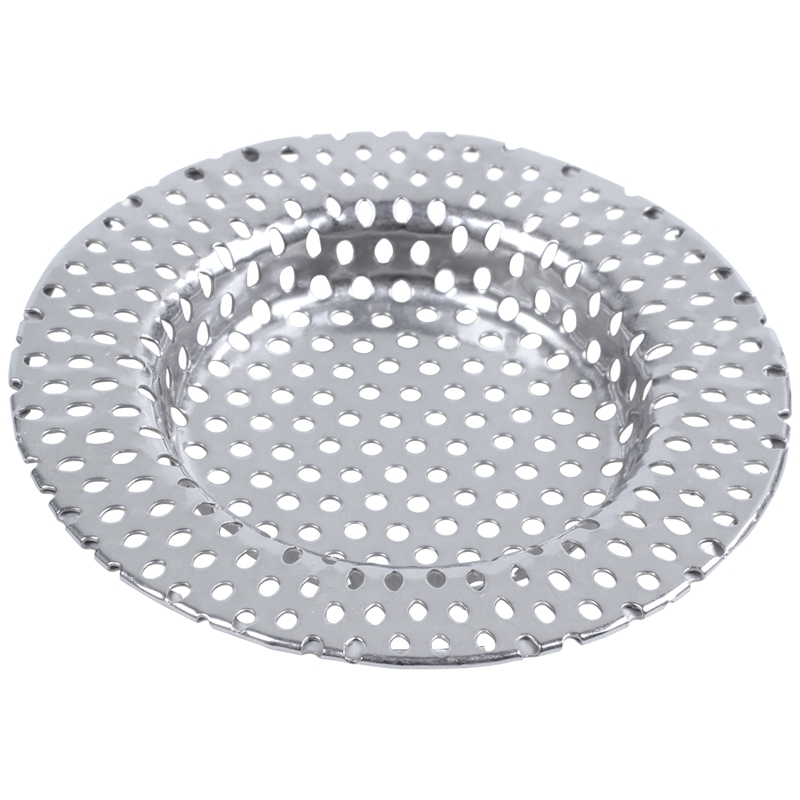 Promotion! Bathroom Stainless Steel 4.5-5.5cm Dia Drain Washbasin Sink Drainer Strainer
