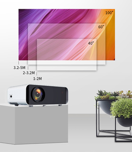 Image 5 - Smartldea الأصلي HD 1280x720P جهاز عرض صغير LED السينما المنزلية متعاطي المخدرات ac3 دولبي فيلم لعبة فيديو Proyector أندرويد واي فاي الخيار