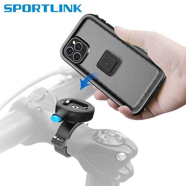 Велосипедный держатель для телефона iPhone 12 Samsung, универсальный держатель для мобильного телефона, держатель для велосипеда, держатель на руль, держатель для GPS