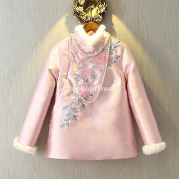 2021 vintage cheongsam topy tradycyjna chińska herbata odzież kobiety qipao kurtka chiński cheongsam bluzka elegancka pani odzież wierzchnia tanie i dobre opinie DecisionTree COTTON Linen CN (pochodzenie) WOMEN Suknem