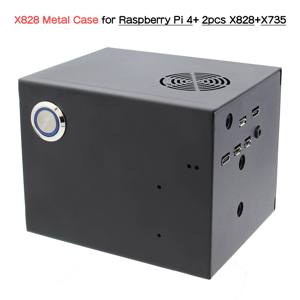 X828 Metal Case For X828 2.5