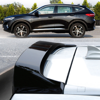 Lsrtw2017 Car Tail Wing Spoiler Trims for Haval F7 F7x 2019 2020 Decorative Interior Accessories Mouldings